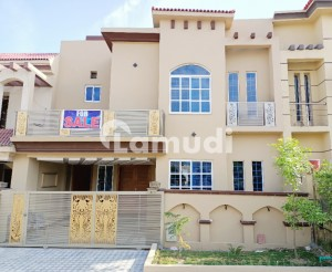 7 Marla Brand New Luxury Park Face House For Sale