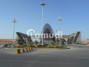 Vip Plot For Sale In Golf City Bahria Town