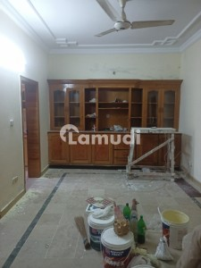 G-11 Real Pics 25x50 Sq. Feet Beautiful Upper Portion Marble Flooring Separate Meters Front Open