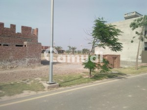 5 Marla Plot Available For Sale In Citi Housing Shujabad Road