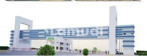 4500  Square Feet Residential Plot Available For Sale In Dha Defence