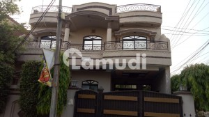 Well-Constructed House Available For Sale In Faisal Town