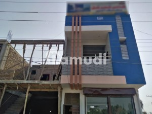 50 Square Yard Commercial Building For Sale