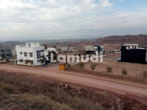 10 Marla 35x70 Residential Plot for Sale in Sector N Bahria Enclave Islamabad.