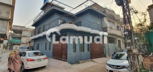 4.5 Marla Double Storey Corner House With Gas For Sale
