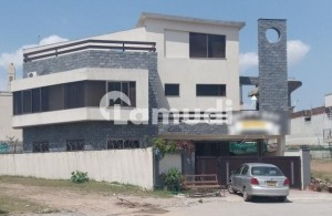 Furnished Basement For Rent In  Bhria  Town Phase 8