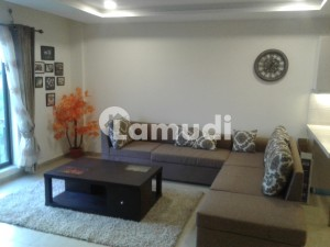 Furnished One Bedroom Apartment For Rent In Heights I Ext