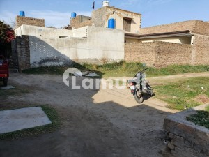 5 Marla Plot For Sale In Abbas Town Jauharabad
