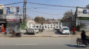 Buy your ideal 1 Kanal Commercial Plot in a prime location of Lahore