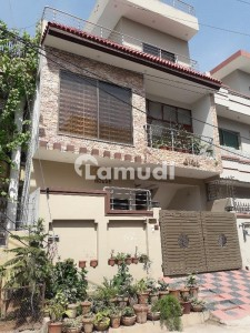 Reasonably-Priced 1125  Square Feet House In Chaklala Scheme, Rawalpindi Is Available As Of Now