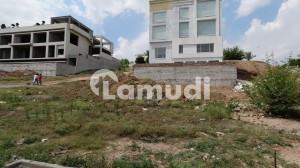 1 Kanal Plot Is Available For Sale In Bahria Town Phase 7 Spring North