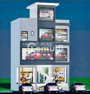 Shop For Sale In Gulshan e Sehat Main Double Road