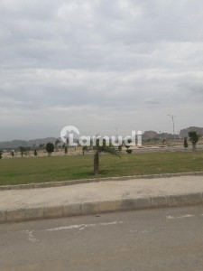 Faisal Hills A Block Commercial Plot For Sale Size 90x105 Main Double Road