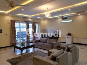 Well Furnished House For Rent In F-7