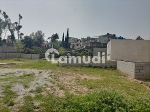 Residential Plot For Grabs In 4 Marla Islamabad