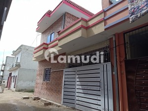 5 Marla House In Mujahid Colony For Sale