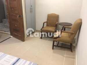 Brand New Furnished Lower Portion For Rent