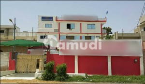 425 Sq Yards Well Constructed 2 Floors Building - Sale
