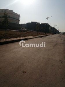 Corner Plot Link Road Good Location C1 Extension
