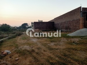 Residential Plot Of 10 Marla In Jalalpur Ring Road Is Available
