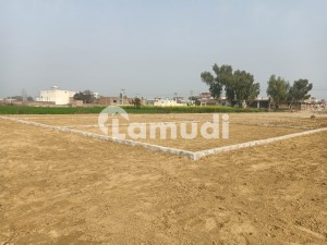 A Perfect Residential Plot Awaits You In University Road Gujrat