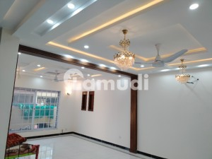 Sector A 10 Marla Brand New Ground Portion For Rent