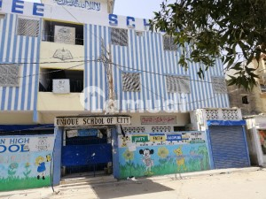 400 Sq. Yards School Building For Sale