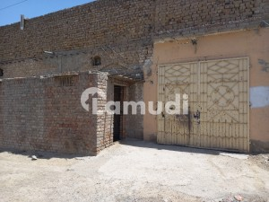 House For Sale Sabzal Road Kali Faroze Abad Gas Road