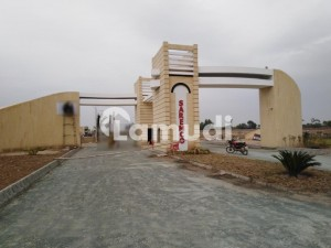Ideally Located Residential Plot Of 16 Marla Is Available For Sale In Sargodha
