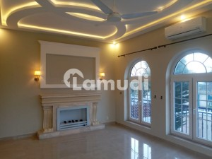 Luxury Brand New House Available For Rent F-7
