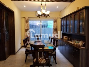 Fully Furnished House For Rent In F-7
