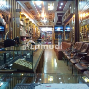 Double Storey Furnished Shop For Sale