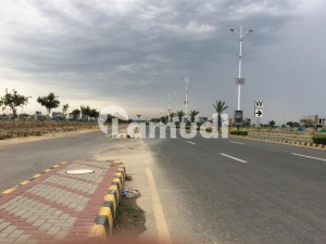 Good Location Plot of 1 Kanal For Sale in Block W of DHA Phase 8 Lahore