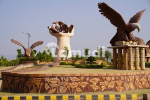 Plot for Sale Sector H At Prime Location bahria Enclave Islamabad