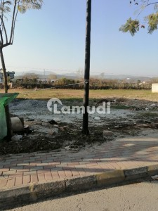 Developed 8 Marla Plot For Sale In Sector N, Bahria Enclave Islamabad