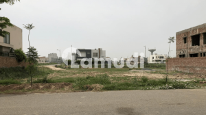 Phase 3 Xx Block 8 Marla With Access Land Plot For Sale In Dha