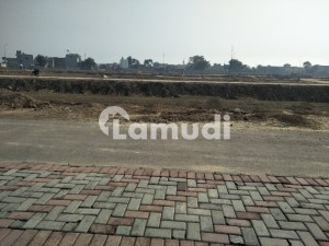 Ideal Location Residential Plot No 647 For Sale In Phase 7 DHA Lahore