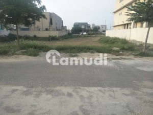 Good Location Plot of 1 Kanal For Sale in Block B of DHA Phase 6 Lahore