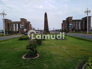 Ideally Located Residential Plot Of 5 Marla Is Available For Sale In Faisalabad