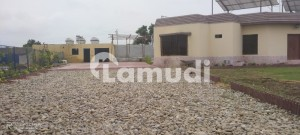 Good 36000  Square Feet Farm House For Rent In Gadap Town