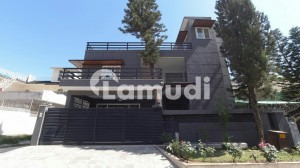 New Triple Store Corner House Is Available For Sale In G-9/3 Islamabad