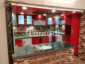 Gulistan E Johar Block 10 Bismillah Tower 4 Bed D/D  Flat For Rent