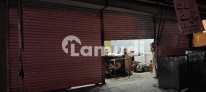Centrally Located Shop In Tariq Road Is Available For Rent