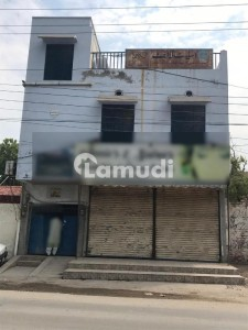 900  Square Feet Building Available In Tariq Road For Sale
