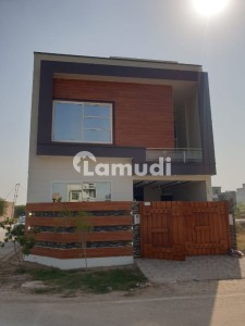 5 Marla Brand New Double Story House In Fully Gated Colony