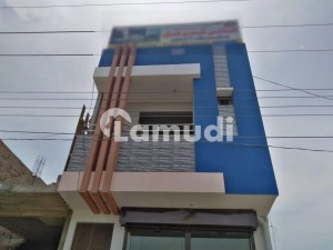 50 Sqyd Commercial Building For Sale