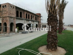 11 Marla Hot Commercial Building For Sale Near Bismillah Chowk Madina Town