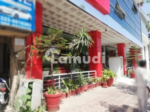 Shop Of 131  Square Feet Available For Rent In G-6