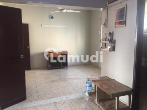 Well-Constructed Flat Available For Sale In Gulshan-E-Iqbal Town