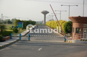 Plot No#163 E Block 1 Kanal Plot For Sale In Main 120fit Road Wapda City Canal Road Faisalabad
